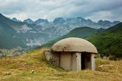 Бункер Стоковая Фотография RF