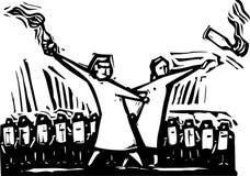 бунт Стоковое Изображение