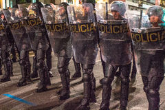 бунт стоковая фотография rf