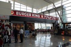 Бургер Кинг Стоковое Изображение RF