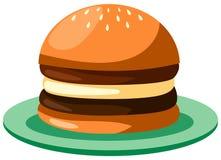 бургер иллюстрация штока