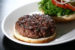 бургер Стоковое Изображение