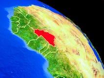 Буркина Фасо на земле планеты бесплатная иллюстрация