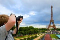 бурная башня Стоковые Фотографии RF