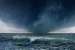Бурное море стоковые изображения
