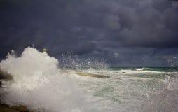 Бурное море Стоковые Изображения RF