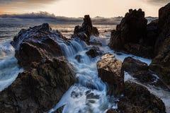 бурное море 2 Стоковые Изображения