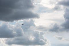 Бурное облако Стоковые Фото