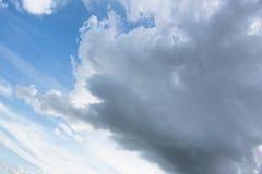 Бурное облако Стоковые Фотографии RF