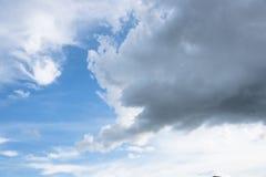 Бурное облако Стоковое фото RF
