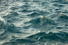 бурные волны стоковое изображение