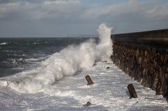 Бурные моря Стоковые Фотографии RF