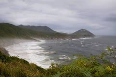 бурные моря Стоковая Фотография RF