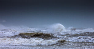 бурные моря Стоковые Изображения RF
