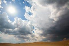 Бурный скоро Стоковое Фото
