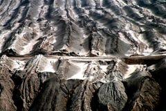 бурый уголь Стоковая Фотография RF