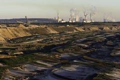 бурый уголь Стоковые Изображения RF