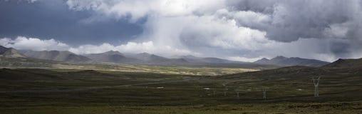 буря Стоковая Фотография