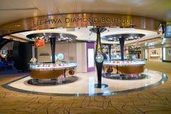 Бутик диаманта Ли Hwa Стоковое фото RF