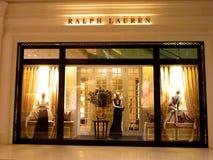 бутик lauren ralph Стоковое Изображение