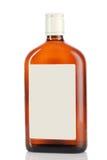 Бутылка вискиа Стоковые Изображения