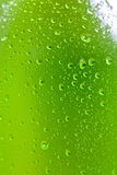 бутылка влажная Стоковые Изображения RF