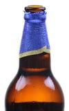 бутылка пива открытая стоковые фото