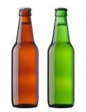 бутылка пив Стоковые Фотографии RF