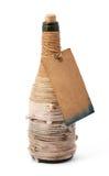 бутылка старая Стоковая Фотография