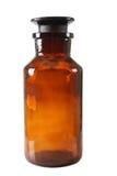 бутылка старая Стоковое Изображение