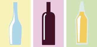 бутылка Стоковая Фотография RF