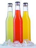 бутылки закрывают вверх по взгляду Стоковые Изображения RF