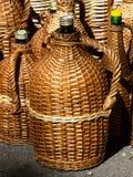 Бутылки лозы Стоковое Изображение