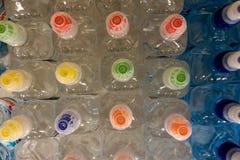Бутылки ЛЮБИМЧИКА Стоковые Фотографии RF