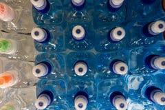 Бутылки ЛЮБИМЧИКА Стоковая Фотография