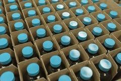 Бутылки медицины Стоковая Фотография RF