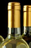 Бутылки точного итальянского белого вина Стоковое Изображение