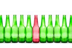 бутылки Стоковые Фото