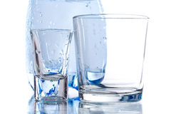 бутылочное стекло Стоковая Фотография RF