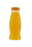 Бутылка апельсинового сока Стоковое фото RF
