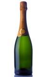 Бутылка вина шампанского Стоковые Изображения RF