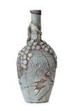 Бутылка вина Стоковые Фотографии RF