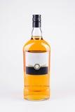 Бутылка вискиа Стоковое фото RF