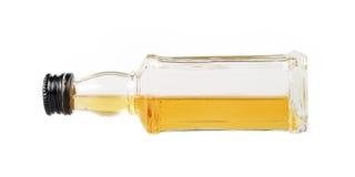 Бутылка вискиа Стоковая Фотография