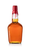 Бутылка вискиа Стоковая Фотография RF