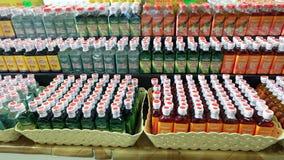 Бутылка и медицина Стоковые Фото