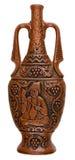 бутылка керамическая Стоковые Фото
