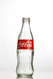 Бутылка кока-колы Стоковое Фото