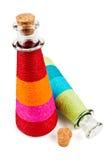 Бутылка масла Стоковое Изображение RF