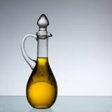 Бутылка оливкового масла Стоковая Фотография RF